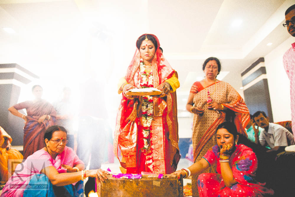 fine art kolkata weddings by ritabrata