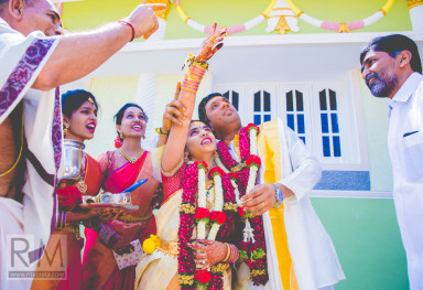 Candid Wedding Photography Hyderabad raja and sweta